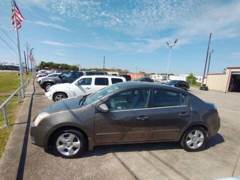 2007 Nissan Sentra for sale at BIG 7 USED CARS INC in League City TX