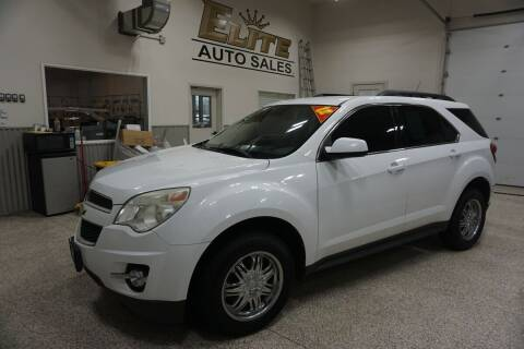 2012 Chevrolet Equinox for sale at Elite Auto Sales in Ammon ID