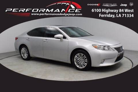 2015 Lexus ES 350 for sale at Performance Dodge Chrysler Jeep in Ferriday LA