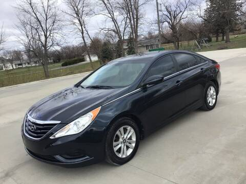 2012 Hyundai Sonata for sale at Bam Motors in Dallas Center IA