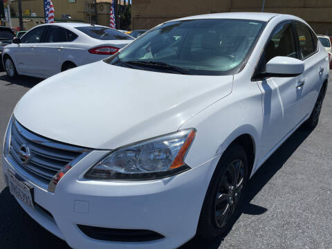 2015 Nissan Sentra for sale at CARZ in San Diego CA