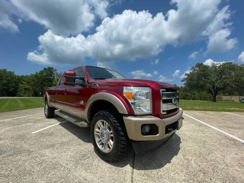 2013 Ford F-350 Super Duty for sale at Priority One Auto Sales in Stokesdale NC