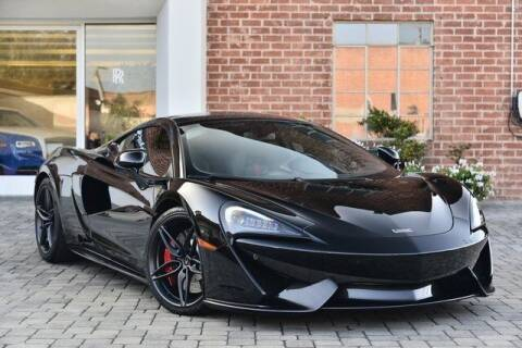 2017 McLaren 570GT for sale at O'Gara Coach McLaren Beverly Hills in Beverly Hills CA