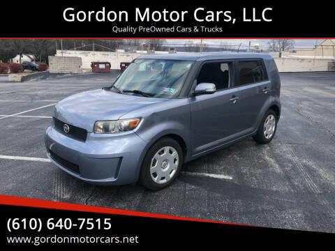 2009 Scion xB for sale at Gordon Motor Cars, LLC in Frazer PA