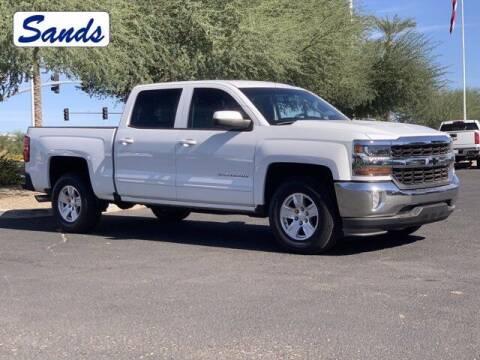 2016 Chevrolet Silverado 1500 for sale at Sands Chevrolet in Surprise AZ