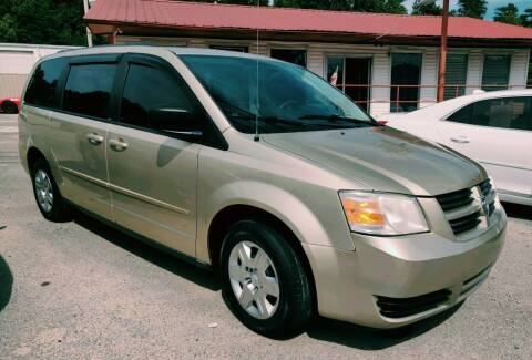 2010 Dodge Grand Caravan for sale at Auto Titan - BUY HERE PAY HERE in Knoxville TN