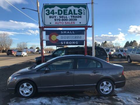2009 Honda Civic for sale at 34 Deals LLC in Loveland CO