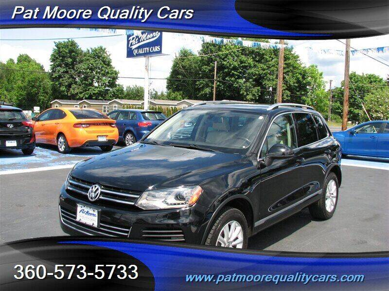 2012 Volkswagen Touareg for sale in Vancouver, WA
