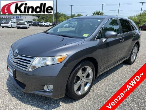 2010 Toyota Venza for sale at Kindle Auto Plaza in Cape May Court House NJ