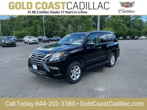 2018 Lexus GX 460 for sale at Gold Coast Cadillac in Oakhurst NJ
