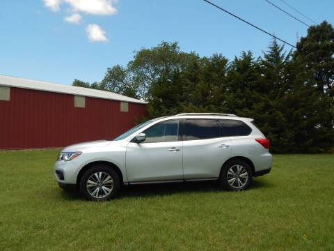 2019 Nissan Pathfinder for sale at Wheels Unlimited in Smith Center KS