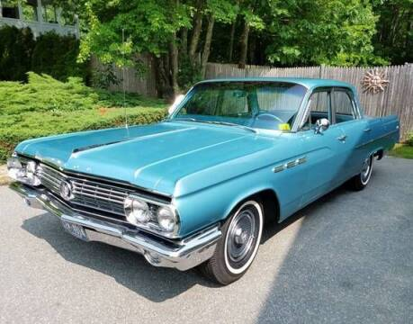 1963 Buick LeSabre for sale at Classic Car Deals in Cadillac MI