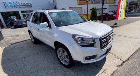 2017 GMC Acadia Limited for sale at NYC Motorcars in Freeport NY