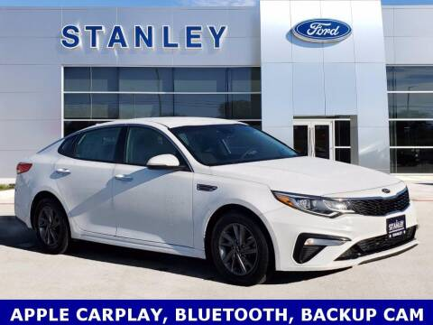 2020 Kia Optima for sale at Stanley Ford Gilmer in Gilmer TX