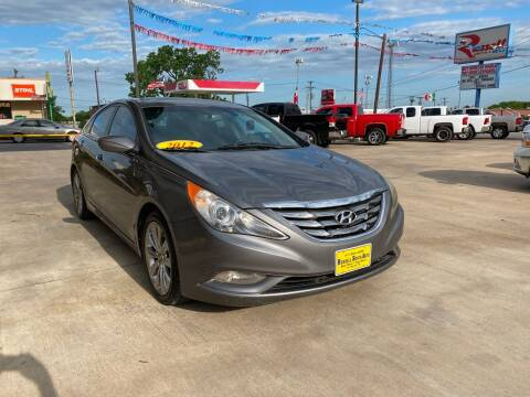 2012 Hyundai Sonata for sale at Russell Smith Auto in Fort Worth TX