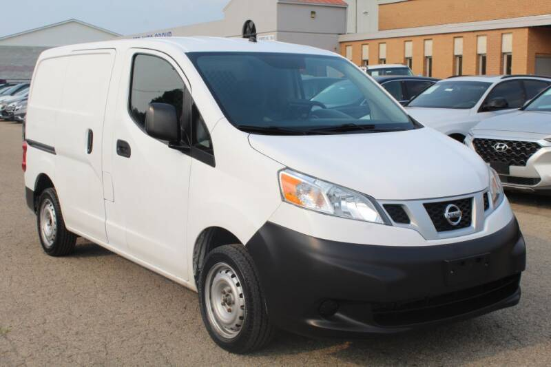 2017 Nissan NV200 for sale at SHAFER AUTO GROUP in Columbus OH