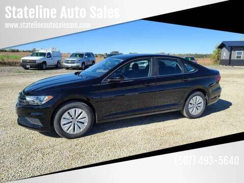 2020 Volkswagen Jetta for sale at Stateline Auto Sales in Mabel MN