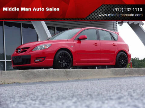 2007 Mazda MAZDASPEED3 for sale at Middle Man Auto Sales in Savannah GA