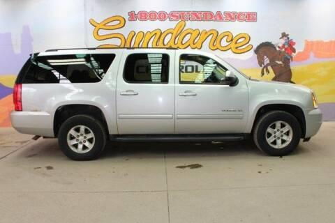 2011 GMC Yukon XL for sale at Sundance Chevrolet in Grand Ledge MI
