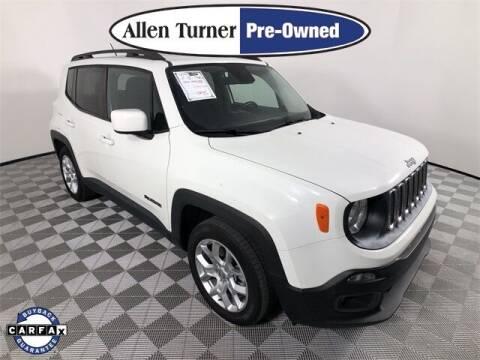 2015 Jeep Renegade for sale at Allen Turner Hyundai in Pensacola FL
