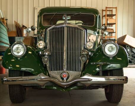 1934 Pierce Arrow XT