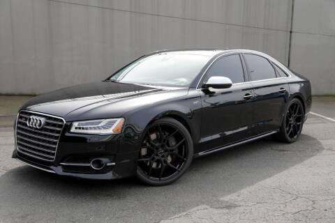 2015 Audi S8 for sale at Zadart in Bellevue WA