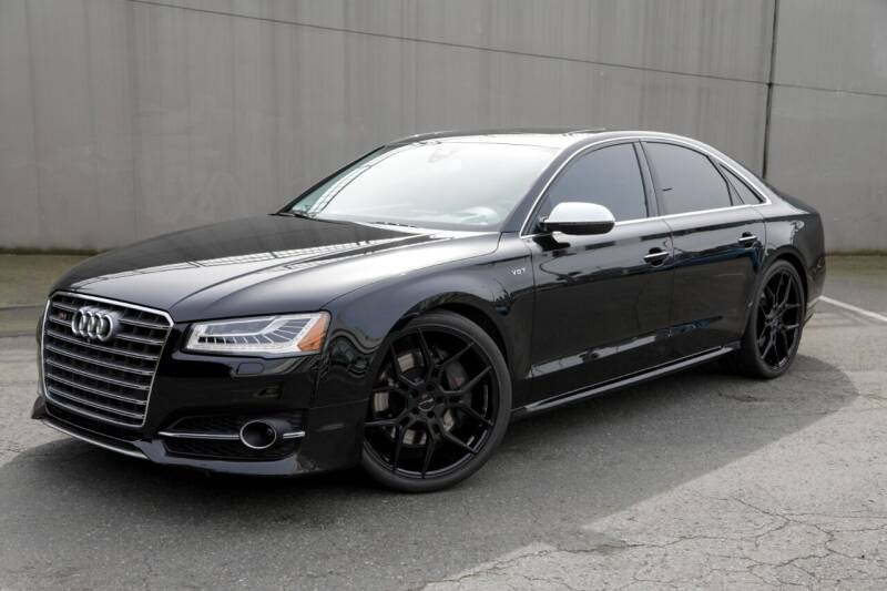 2015 Audi S8 for sale at Zadart in Bellevue WA