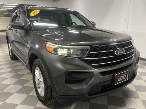 2020 Ford Explorer for sale at Mr. Car LLC in Brentwood MD