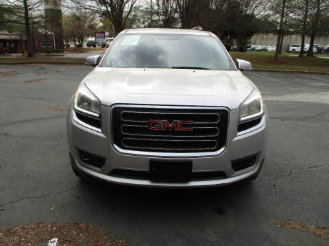 2013 GMC Acadia for sale at LOS PAISANOS AUTO & TRUCK SALES LLC in Peachtree Corners GA