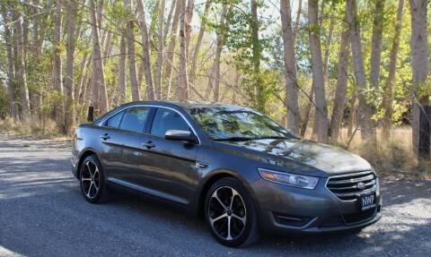 2015 Ford Taurus for sale at Northwest Premier Auto Sales in West Richland WA