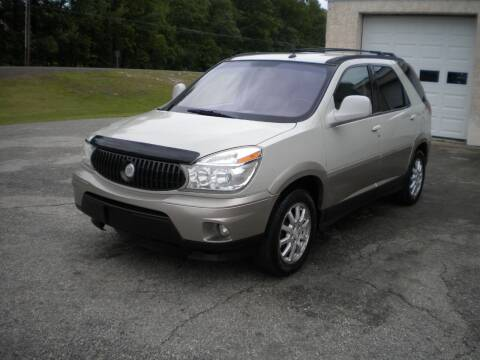 2005 Buick Rendezvous for sale at Route 111 Auto Sales in Hampstead NH