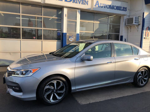 2017 Honda Accord for sale at Jack E. Stewart's Northwest Auto Sales, Inc. in Chicago IL
