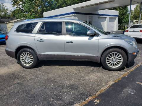 2011 Buick Enclave for sale at Bill Bailey's Affordable Auto Sales in Lake Charles LA