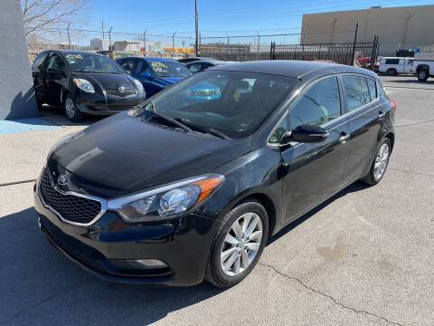2014 Kia Forte5 for sale at Legend Auto Sales in El Paso TX