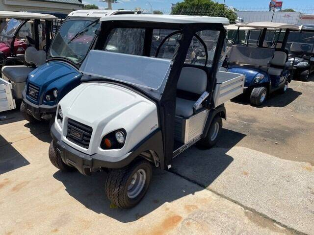 2021 Club Car Carryall 300 Electric Utility for sale at METRO GOLF CARS INC in Fort Worth TX