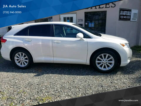 2012 Toyota Venza for sale at JIA Auto Sales in Port Monmouth NJ