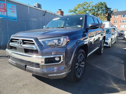 2021 Toyota 4Runner for sale at OFIER AUTO SALES in Freeport NY