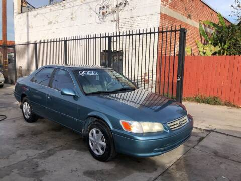 2000 Toyota Camry for sale at The Lot Auto Sales in Long Beach CA
