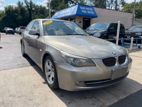2008 BMW 5 Series for sale at Great Lakes Auto House in Midlothian IL