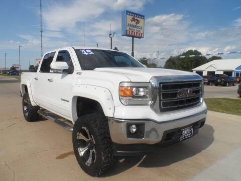 2015 GMC Sierra 1500 for sale at America Auto Inc in South Sioux City NE
