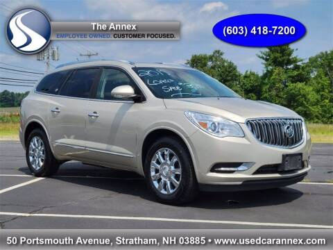 2015 Buick Enclave for sale at The Annex in Stratham NH