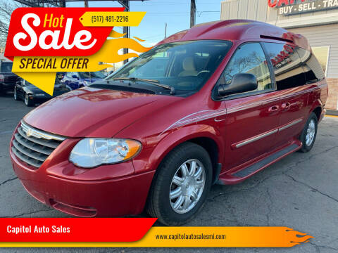 2005 Chrysler Town and Country for sale at Capitol Auto Sales in Lansing MI