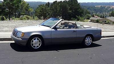 1995 Mercedes-Benz E-Class for sale at Classic Car Deals in Cadillac MI