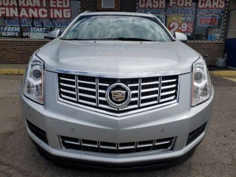2013 Cadillac SRX for sale at R Tony Auto Sales in Clinton Township MI