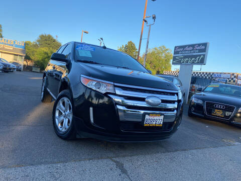 2012 Ford Edge for sale at Save Auto Sales in Sacramento CA