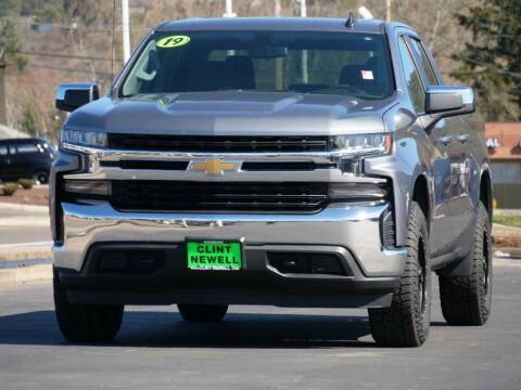 2019 Chevrolet Silverado 1500 for sale at CLINT NEWELL USED CARS in Roseburg OR