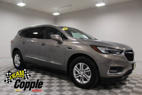 2018 Buick Enclave for sale at Copple Chevrolet GMC Inc in Louisville NE