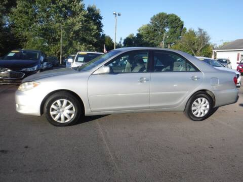 2006 Toyota Camry for sale at Rob Co Automotive LLC in Springfield TN