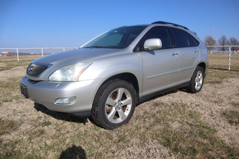 2008 Lexus RX 350 for sale at Liberty Truck Sales in Mounds OK
