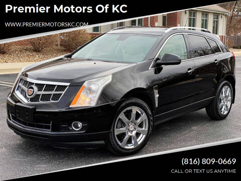 2010 Cadillac SRX for sale at Premier Motors of KC in Kansas City MO